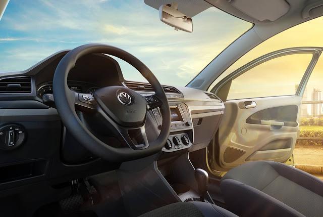 VW GOl Comfortline 2017 - painel