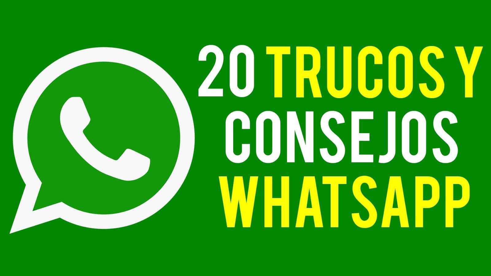 los mejores consejos y trucos de whatsapp 2019