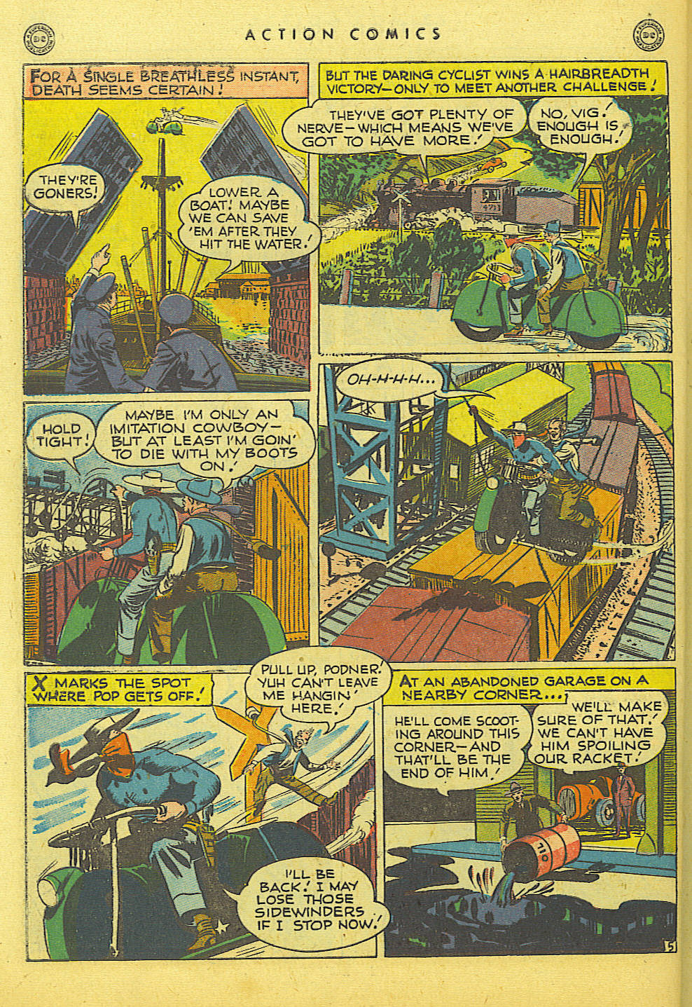 Read online Action Comics (1938) comic -  Issue #114 - 44