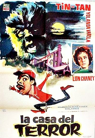 The Bloody Pit of Horror La casa del terror 1960