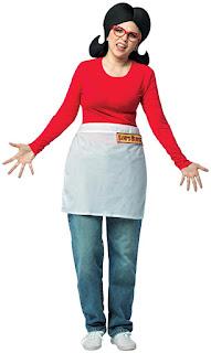 Women's Bob's Burgers - Linda Adult Costume