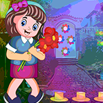Games4King Floret Girl Escape Walkthrough