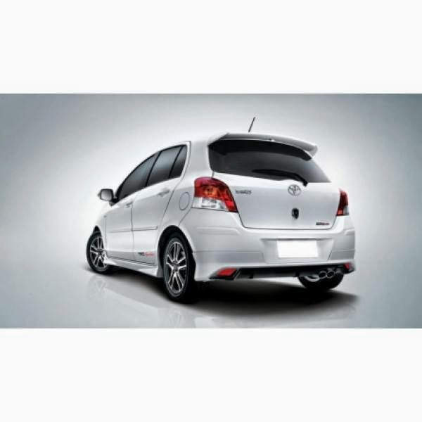 add on Toyota Yaris TRD 2 06-11