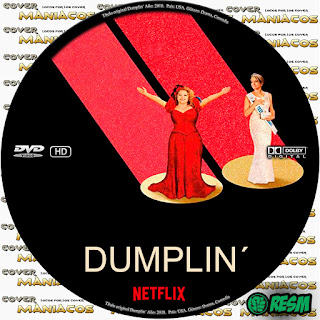 GALLETA DUMPLIN´ - DUMPLIN 2018 [COVER DVD]