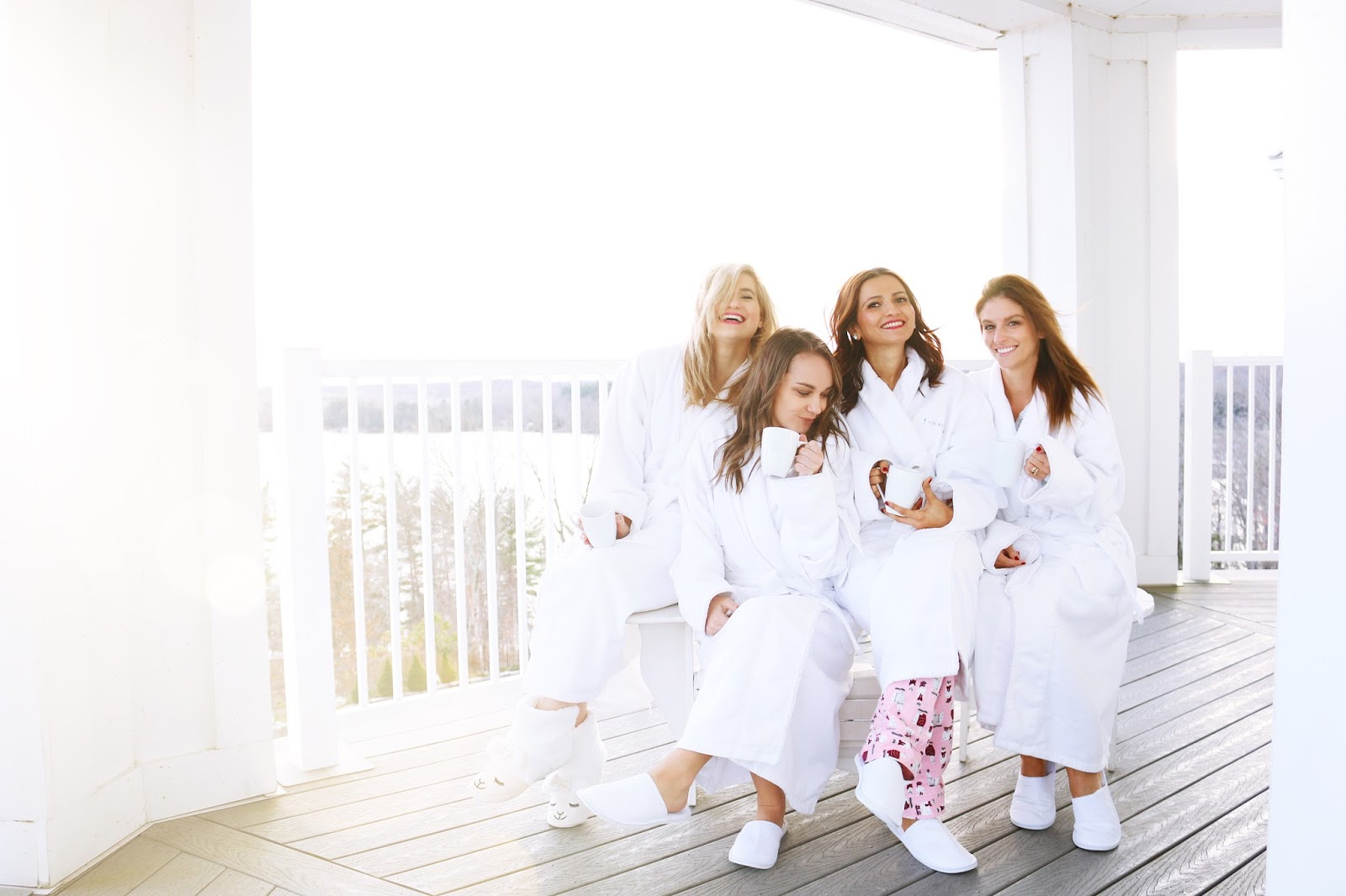 Bijulenoi - Girls Weekend In JW Marriott The Rosseau Muskoka - Girls Spa treatment