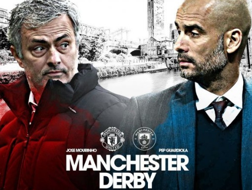 Jelang Derby Manchester 2016