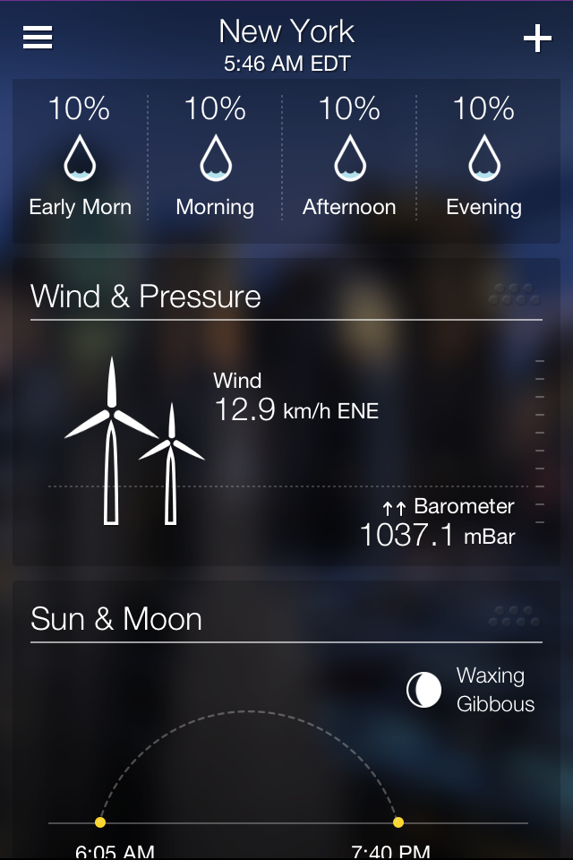 Yahoo Weather - New iOS App | AppFreakz on waco weather map, weather for south texas counties map, nebraska weather map,