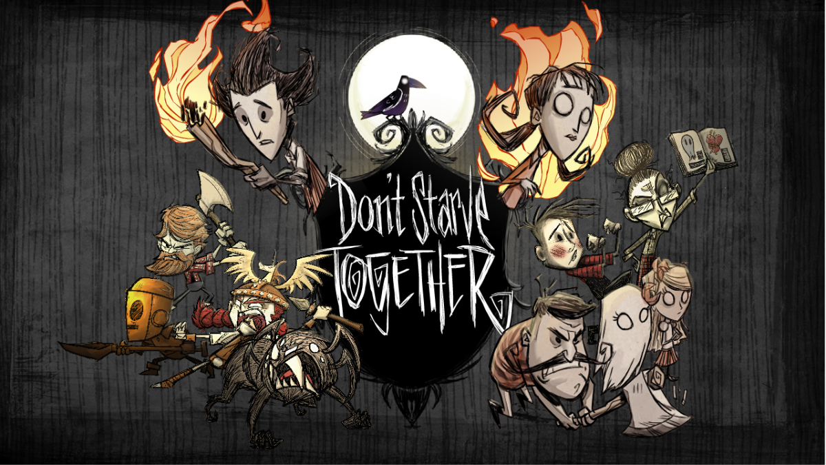 Don't Starve Together Reign of Giants