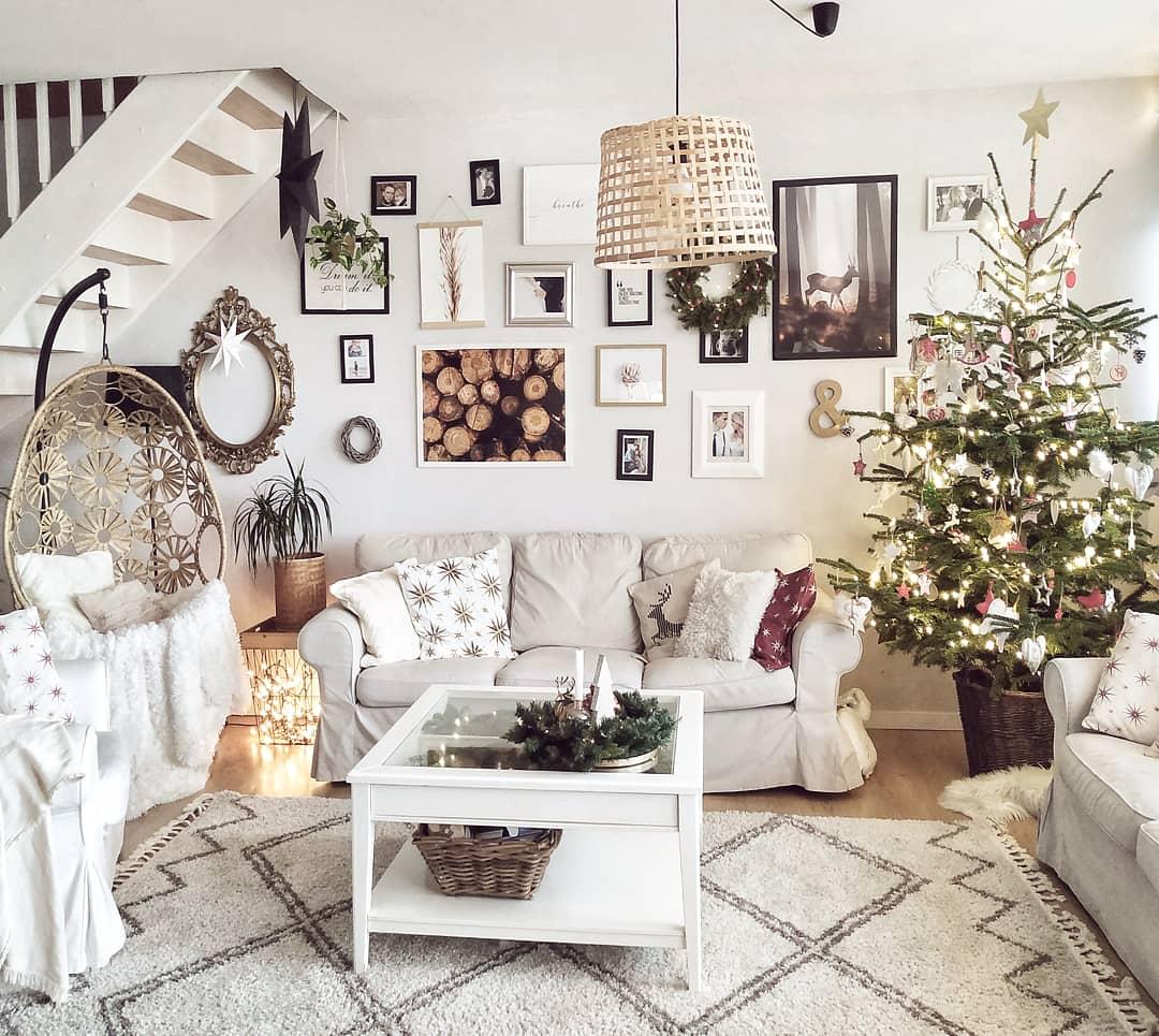 Boże Narodzenie 2019 + świąteczne nakrycie stołu