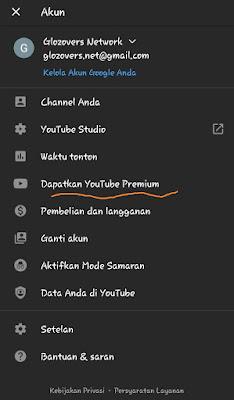 Cara Daftar Youtube Premium Gratis Tanpa Kartu Kredit Tapi Dengan Pulsa