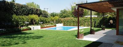 construcción jardines y elementos de jardín