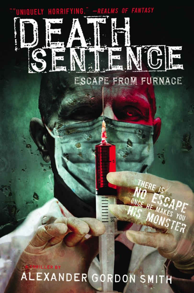 The Book Zone: Review: Furnace: Execution by Alexander ...