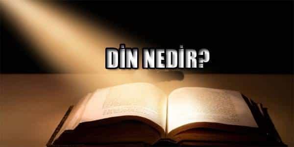 Din Nedir-Diyanet