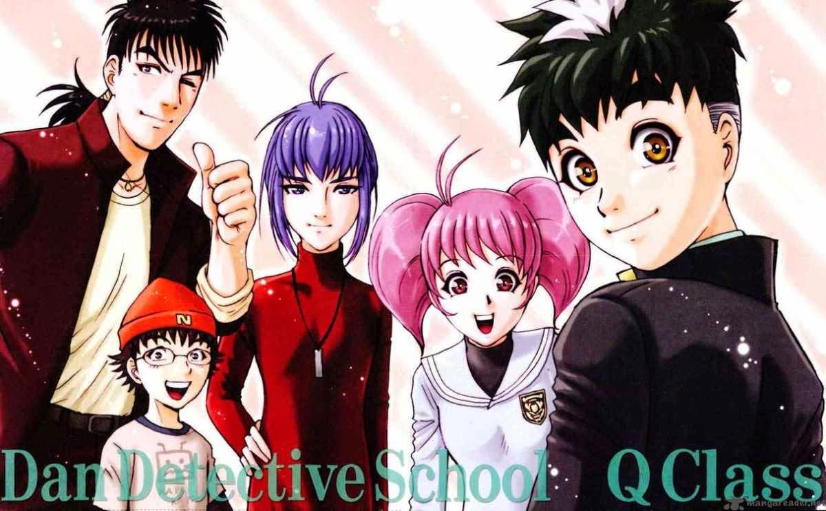 Học Viện Thám Tử Q Anime  - Tantei Gakuen Q Vietsub (2013)