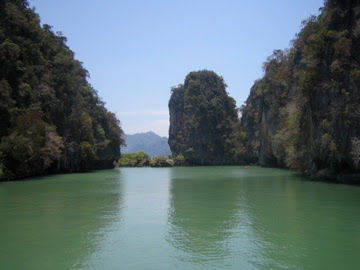 wide river in Thailand: LadyD Books