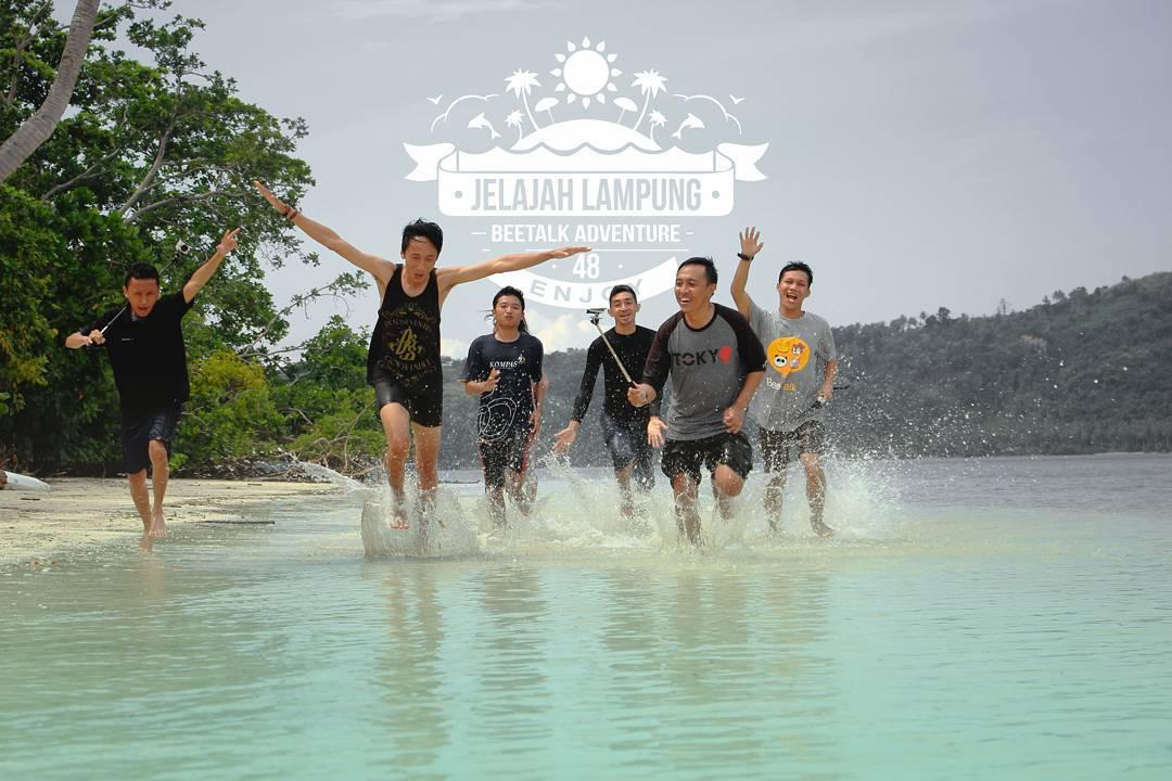 Menyisir Keindahan Pulau Pahawang Balak Kelagian dan Tanjung Putus Lampung 48jam #BAP48BEETALK