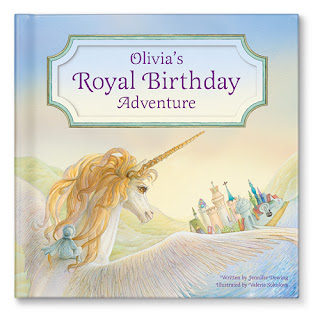 I See Me! My Royal Adventure for girls