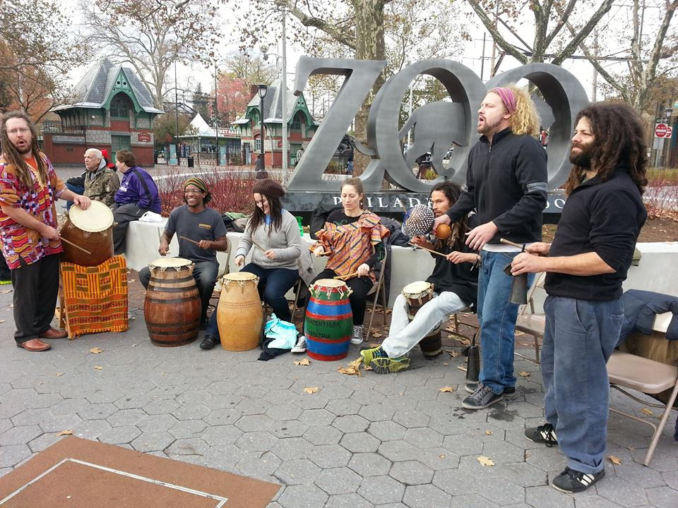 Philly Loves Drums: July 2, 2015 5:00-8:00 PM Ewe Music