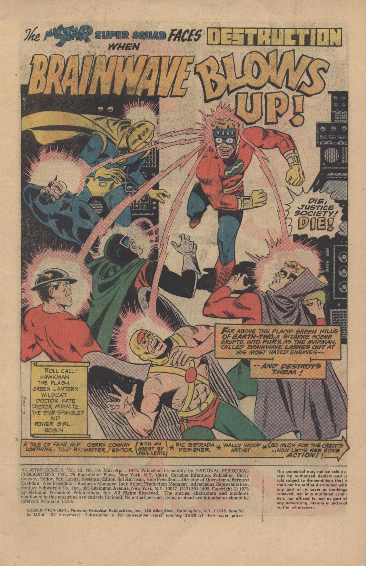 Read online All-Star Comics comic -  Issue #59 - 3
