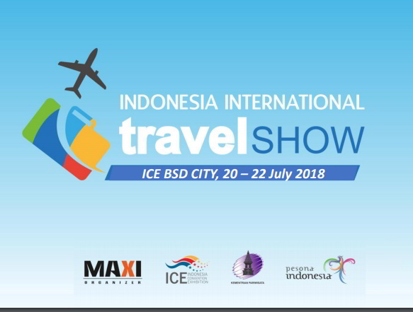Indonesia International Travel Show 2018 2018