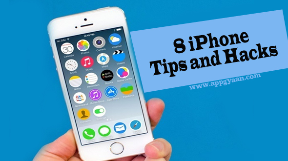 iPhone Tips and Hacks, iPhone tips, iPhone