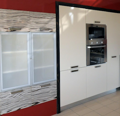 mobilya ve dekorasyon için farklı çözümler: cucina mutfak