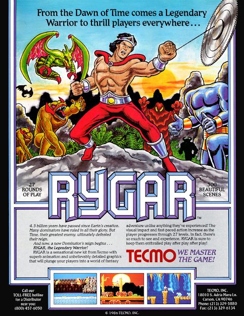 RYGAR Cover Photo
