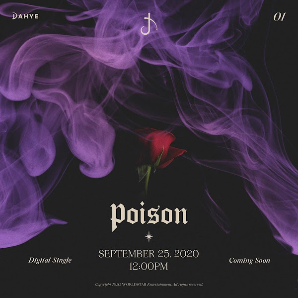 DAHYE - Poison