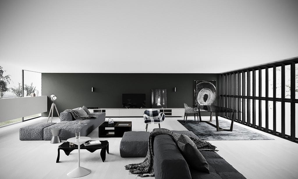 White Bedroom Design Inspiration