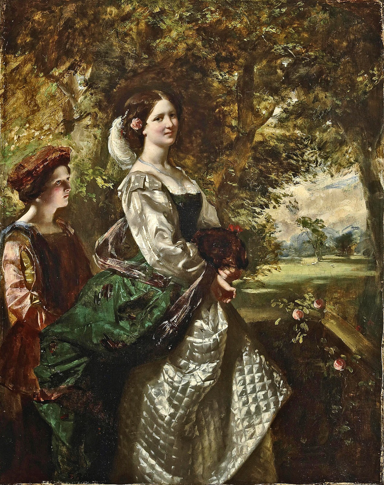 famous victorian paintings  Victorian Painting Portrait Artists
