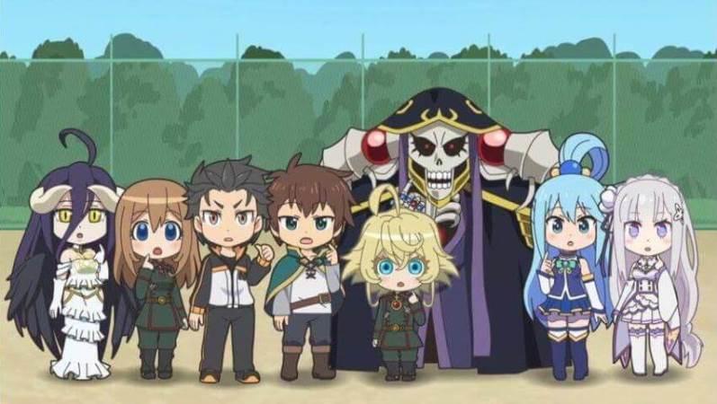 Rekomendasi Anime Comedy Terbaik di Tahun 2019