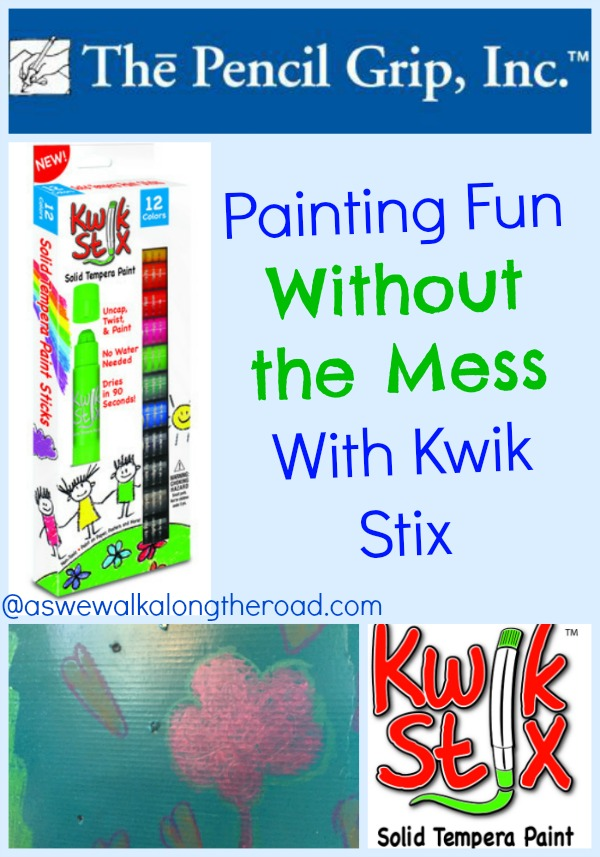 No mess kids art