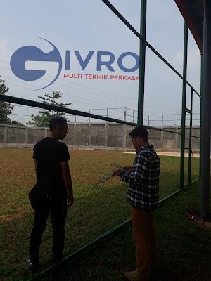 Jual Kawat Harmonika Galvanis & PVC