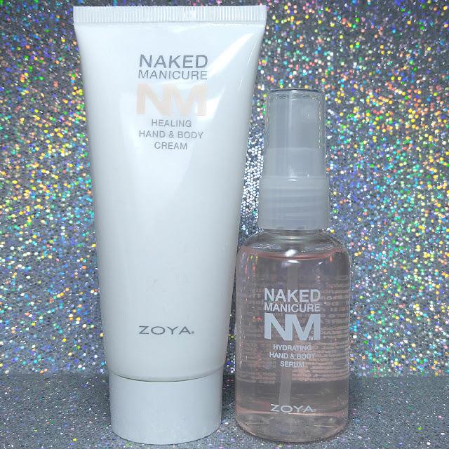 Zoya Naked Manicured Hydrate & Heal System