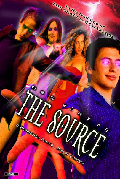 Poster Of The Source 2002 UnCut 480p Hindi DVDRip Dual Audio Full Movie Download