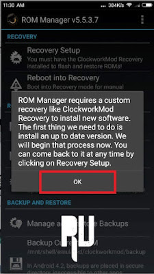 INSTALL-CWM-TWRP-RECOVERY-WITHOUT-PC How to Install TWRP/CWM Recovery On Android Without Pc Computer . Root