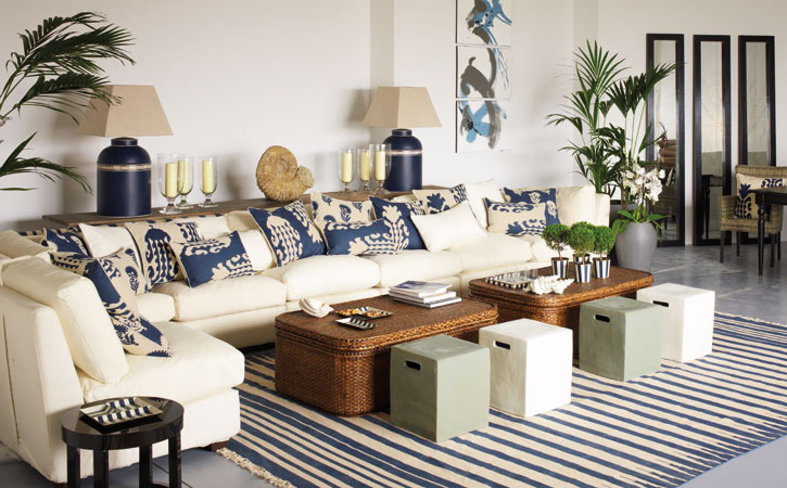 beach house sofa slipcover 300 00 design tips: best coastal seating for family