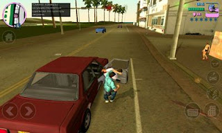 Gambar GTA Vice City