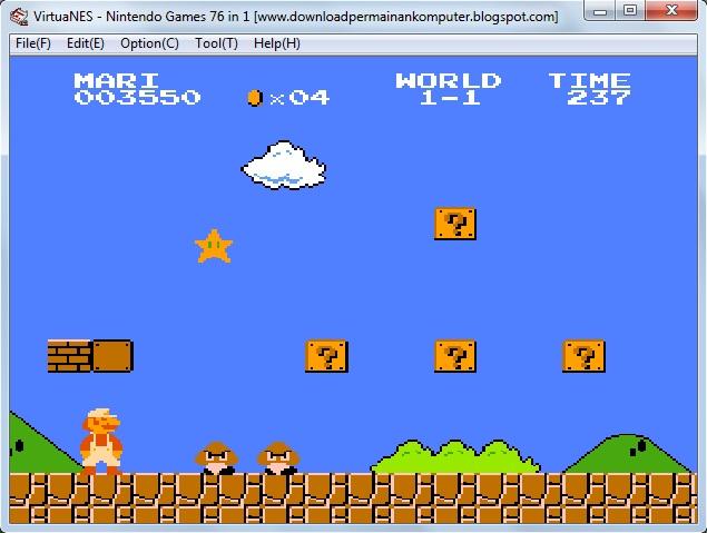 Cara Membuat Game Mario Bros