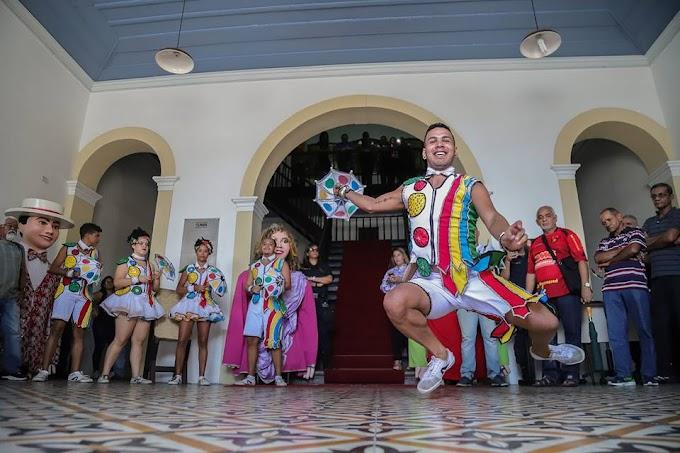 Votação para homenageados do Carnaval de Olinda 2019