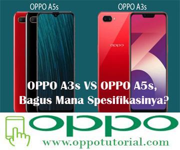 OPPO A3s VS OPPO A5s