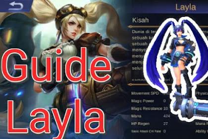 Tips, Build Dan Guide Bermain Lyla Mobile Legends