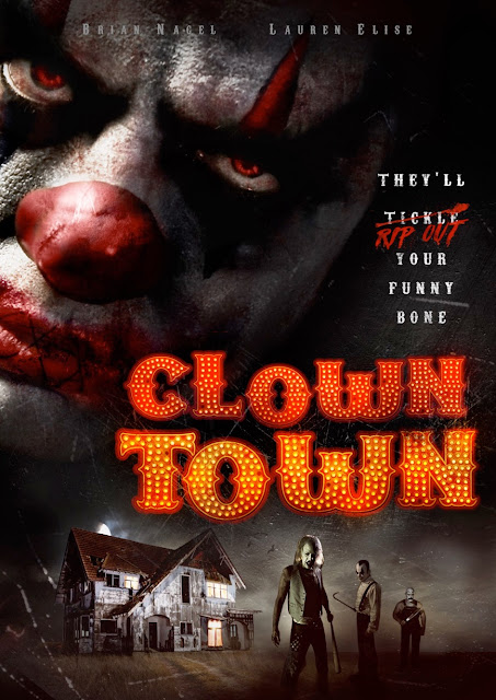 ClownTown (2016) ταινιες online seires oipeirates greek subs