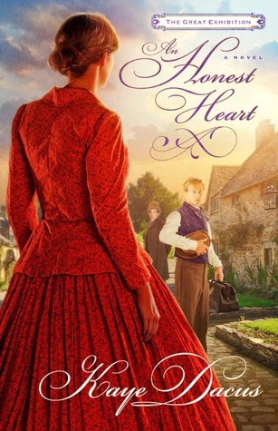 An Honest Heart by Kaye Dacus