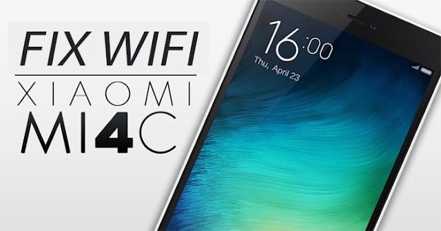 Cara Mengatasi Wifi Mi4c Tidak Mau Konek Setelah Ganti Rom
