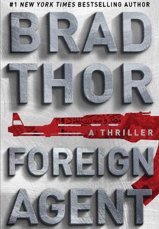 Brad Thor - Foreign Agent PDF-EPUB