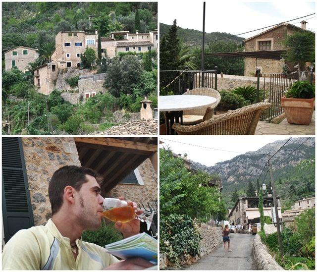 Deiá-Tramontana-Mallorca