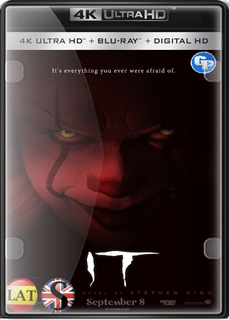 IT (2017) 4K UHD LATINO/INGLES