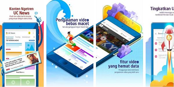 Aplikasi UC Browser