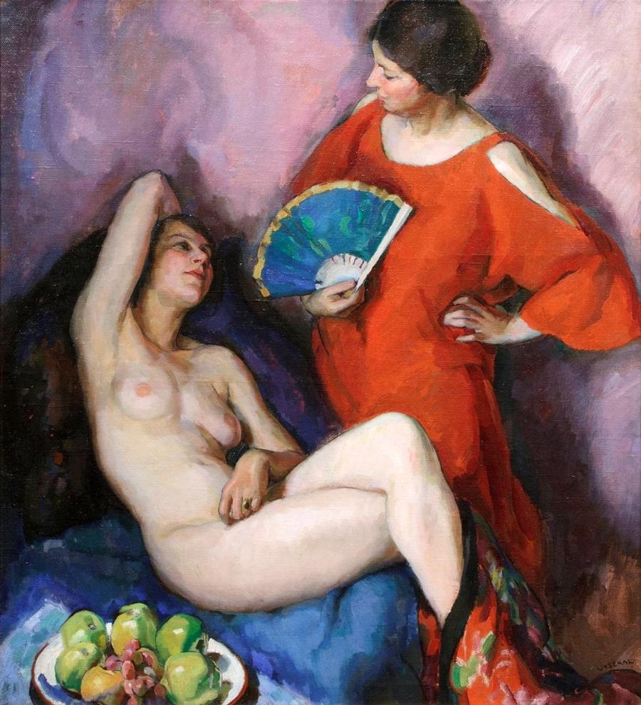 Naked Hearts De Edouard Luntz